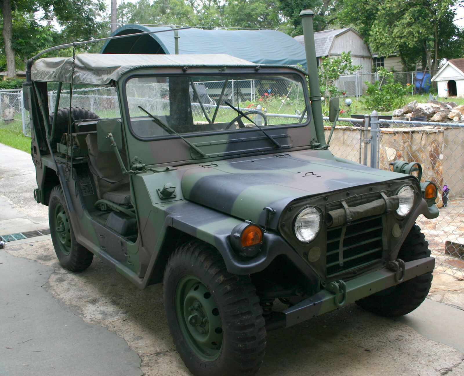 m151a2 mutt am general jeep restored uncut used am general m151a2 for sale in albany georgia. Black Bedroom Furniture Sets. Home Design Ideas