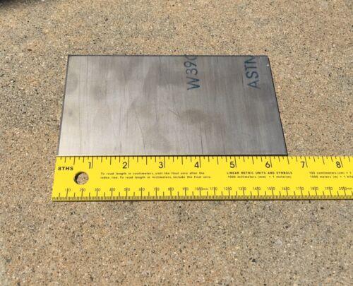 """0.125"""" x 5"""" x 6.5"""" ATI 425/ Grade 38 Titanium Armor Plate"""