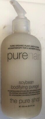 Artec Pure Hair Soybean Bodifying Puregel 8. 5 Oz