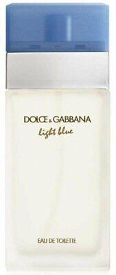 D & G Light Blue By Dolce & Gabbana For Women. Eau De Toilet