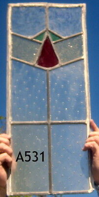 A531 Art Deco Stained glass