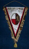 Vintage Gagliardetto Calcio A.s. Lucchese Libertas 1905 In Stoffa Di Raso -  - ebay.it