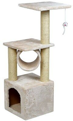 36  Deluxe Cat Tree Condo Furniture Scratching Post Kitten Pet Play W Toy House