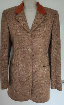 ISAIA Vintage Wool Cashmere Blazer Suit Jacket Size M Excellent Condition