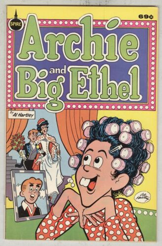 Archie and Big Ethel 1982 FN Low Print Run