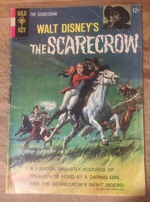 THE SCARECROW OF ROMNEY MARSH Walt Disney Gold Key Comic book #53 1964