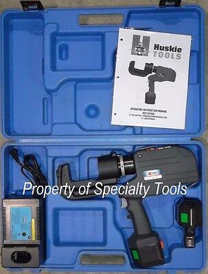 Huskie Rec-5510k Hydraulic Battery Crimper Robo Die Crimp Crimping Tool Kearney