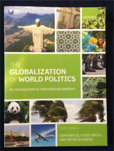 The globalization of world politics kijiji in ontario buy sell the globalization of world politics an introduction to intl rel fandeluxe Images
