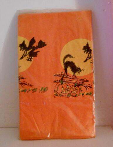 Vintage Halloween  Beach Tablecloth