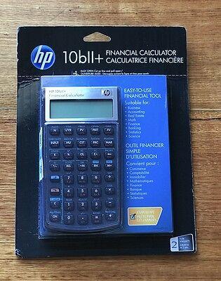HP 10bII+ Financial Calculator,NW239AA,GST inc, retail packaging, warranty, BNIB