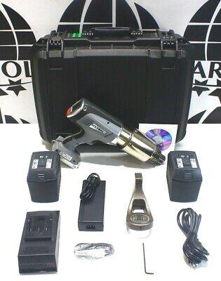 Hytorc Btm-3000 36v Lithium Electric Torque Gun Kit Btm 3000