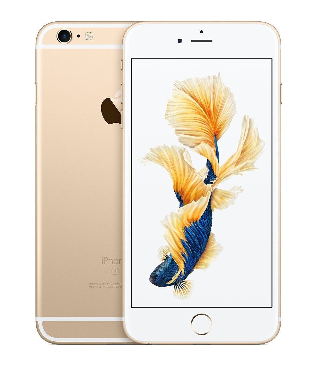 Apple iPhone 6s Plus - 32GB - Gold (Verizon) A1687 (CDMA + GSM)