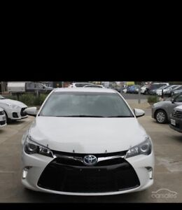 Uber uberx ola taxify rent camry hybrid for rent.