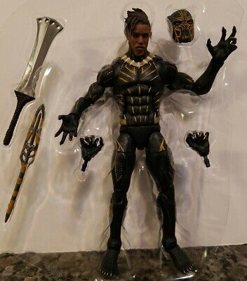 Marvel Legends Black Panther ERIK KILLMONGER from 2-pack Complete