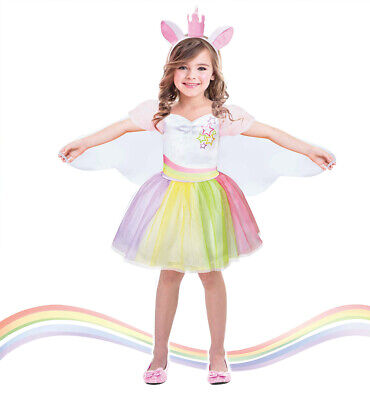 Dressup For Girls (Unicorn Costume for Girls Unicorn Outfit Dress up Tutu Dress,Unicorn)