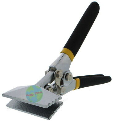 3 Straight Jaw Sheet Metal Hand Seamer Manual Metal Bender Tool