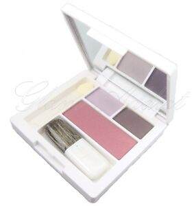 CLINIQUE Eyeshadow & Blusher Blush Eye Shadow Palette Violet Blossom & Lotus