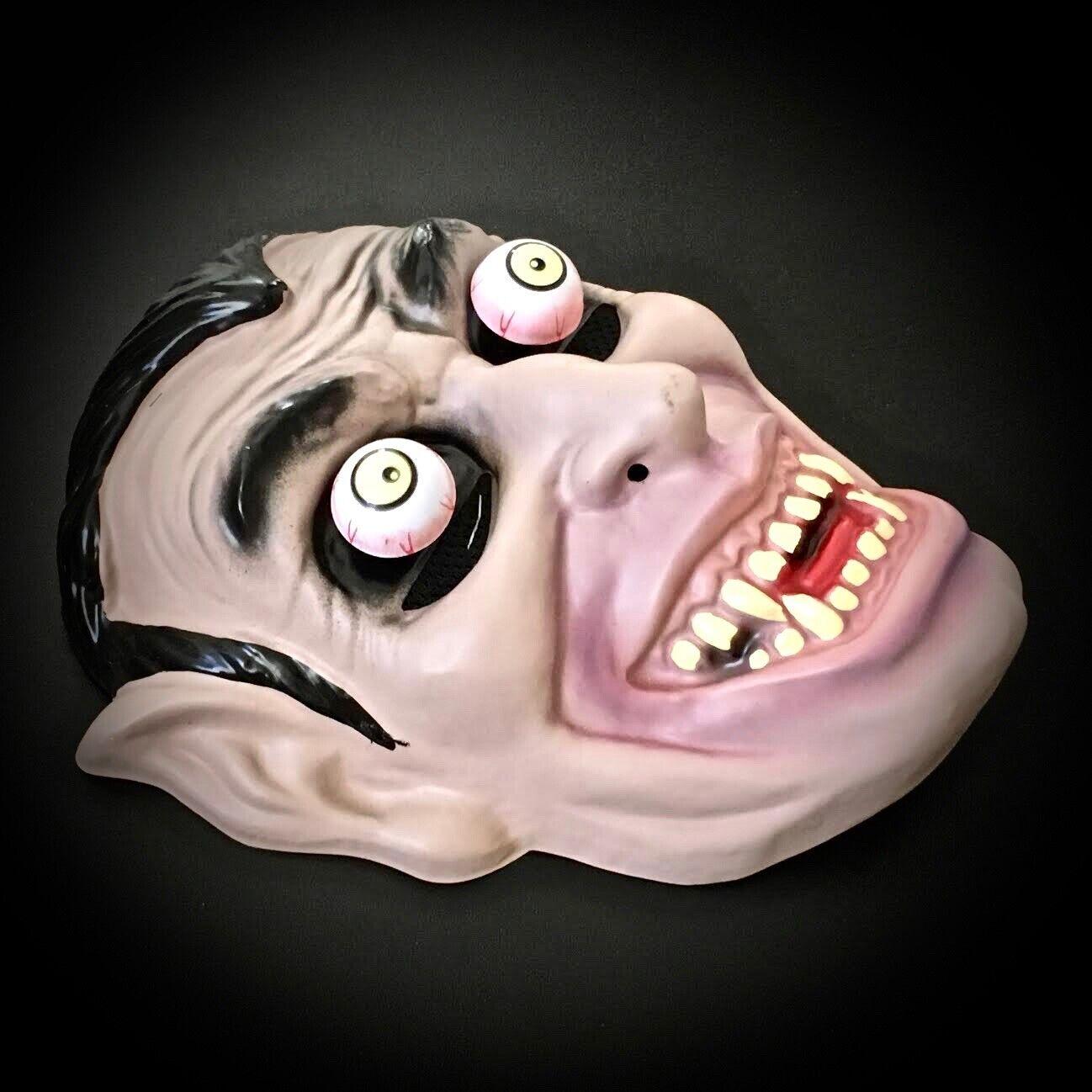 Halloween Dracula Devil Horror Scary Night Party Funny Full