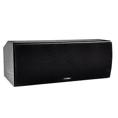 Polk CS1 Series II Floor Center Channel Speaker, Black (Certified Refurbished)