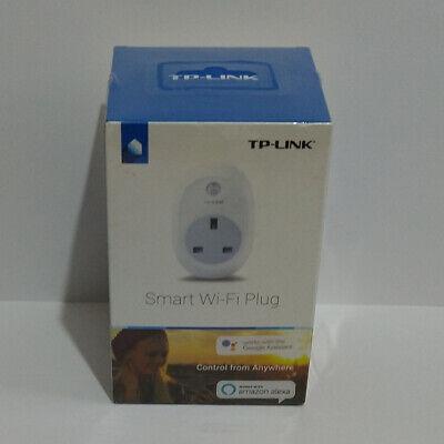 TP-Link HS100 (UK) Smart Wi-Fi Plug - New & Unopened.