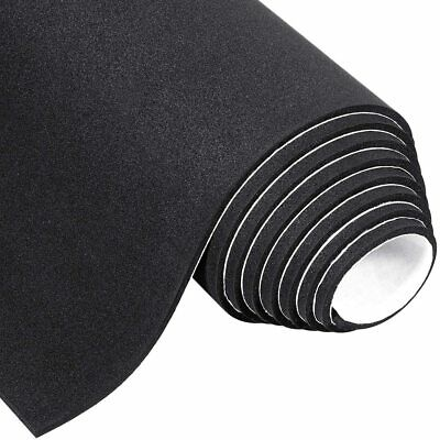 Closed Cell Foam Rubber Padding Roll Self Adhesive Weather Stripping Non-slip X
