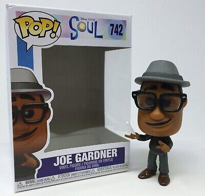 Funko Pop Disney Pixar Soul: Joe Gardner Vinyl Figure #47950