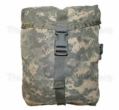 MOLLE ACU SUSTAINMENT POUCH US Army Universal Digital Camo USGI VERY GOOD VGC