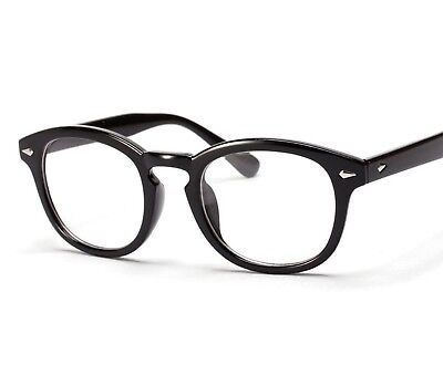 Men Women Sunglasses Johnny Depp Retro Optical Glasses Branded Vintage Eye (Johnny Depp Wearing Glasses)