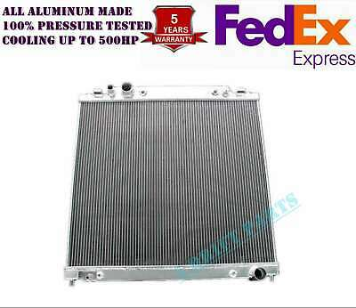 ALL ALUMINUM RADIATOR FIT 1999 2000 to 2003 FORD F 350 73L Powerstroke 2 ROWS