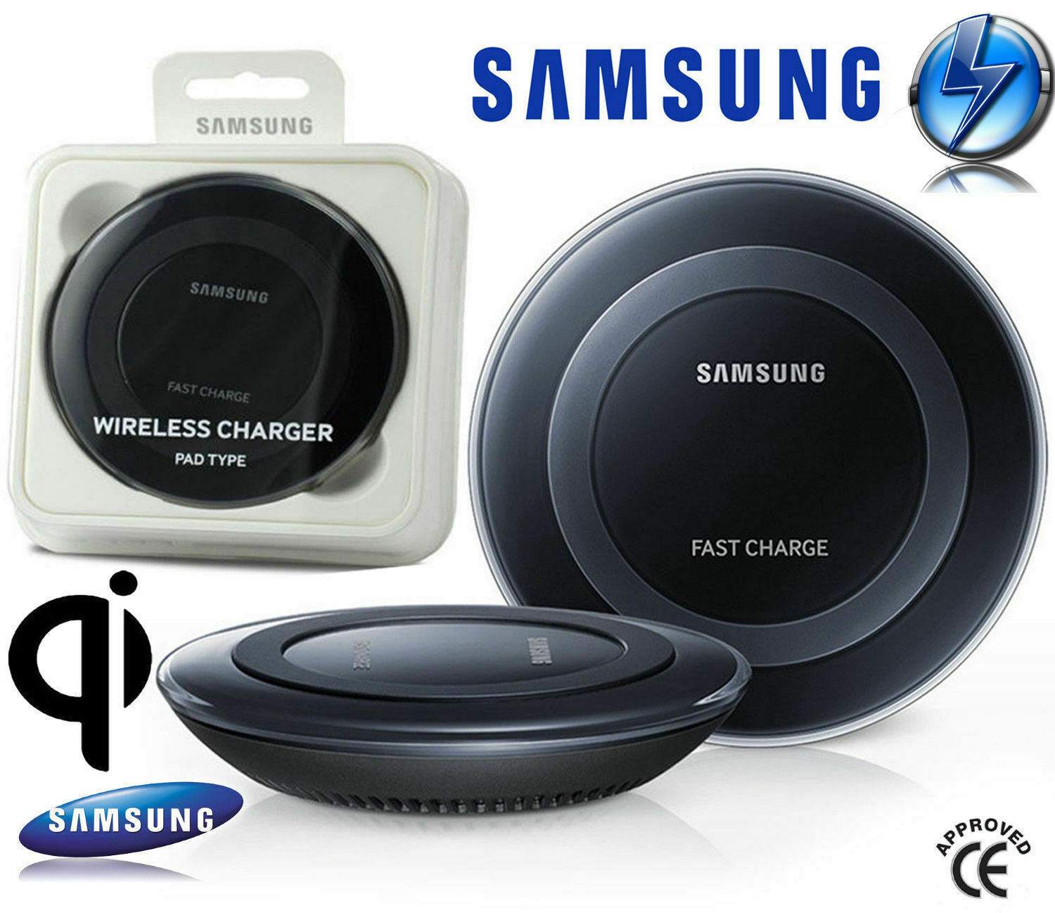 samsung s8 wireless charger fast charge