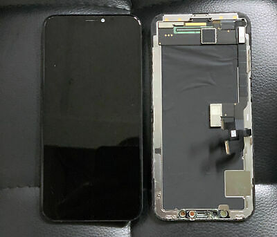 OEM Apple [ iPhone X ] BLACK WHITE LCD Digitizer Display Screen 3D Touch OLED