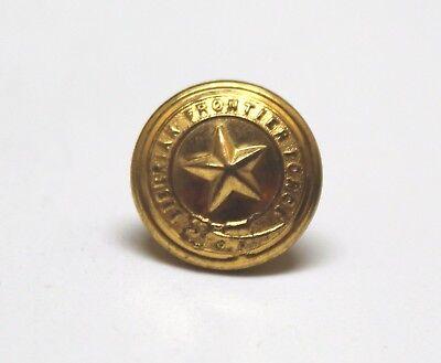 1920s  Liberian Frontier Force 7/16 11mm 18L brass button each B3017
