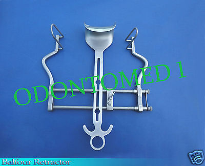 3 Balfour Retractor Surgical Veterinary Baby 47 10