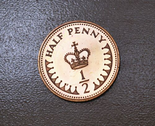 1983 Great Britain 1/2 Penny