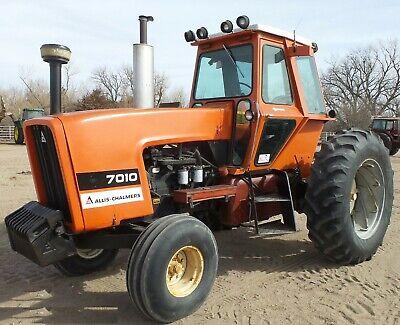 Allis Chalmers Tractors 7045 7050 7060 7080 7010 Shop Service Repair Manual Cd