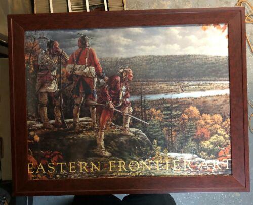 EASTERN FRONTIER ART - ROBERT GRIFFING - FRAMED PRINT