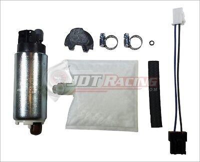 Genuine Walbro 350lph HP Racing Fuel Pump Kit 2002-07 Subaru WRX & STi EJ20 EJ25