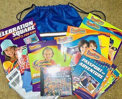 SonWorld Adventure VBS Kit Sunday School Vacation Bible School Kit USE FOR 2019! - School Kit