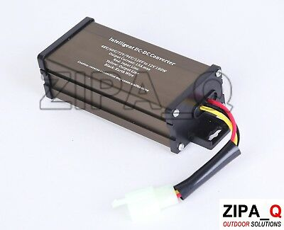 Dc To Dc Step Down Converter Reducer 60v-120v Volt Voltage To 12v Volt Voltage