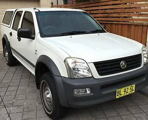 2006 Holden Rodeo Ute Rossmore Liverpool Area Preview