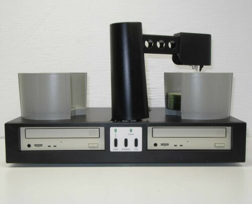 Rare Telex Spinwise 50-16 CD Duplicator ~ 50 Disc Robotic Copier ~ Burner
