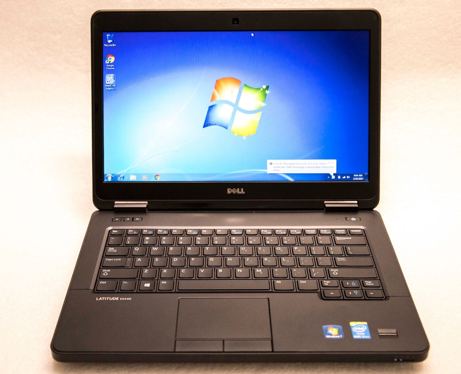 "Dell Ultrabook E5440 14"" Core i5-4300u 1.9GHz 16GB 320GB Webcam Win 7 Laptop"