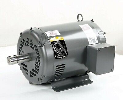 New 37b106r167g1 Baldor Reliance Industrial Motor 10hp 1465 Rpm 400v 3 Phase