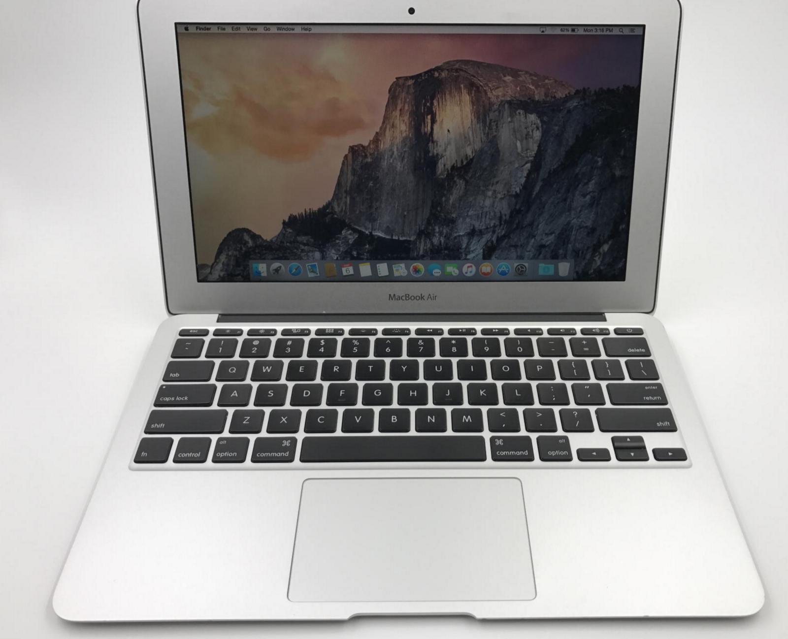Apple Macbook Air 11.6in 1.3 GHz Core i5 128 GB SSD 4GB RAM MD711LL/A