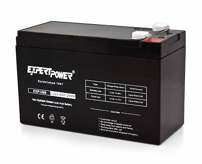ExpertPower Rechargeable Battery EXP1280 12V 8AH Rechargeabl