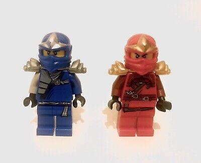 Lego Ninjago Figures Kai And Jay