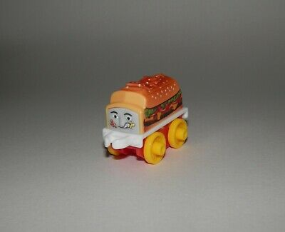 Thomas & Friends Minis 2020/2 HAMBURGER FOOD DIESEL 10 #531 - NEW - LAST ONE