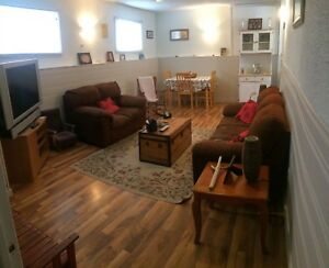 Utilities INCLUDED, very large 2 bedroom apt in quiet house & st