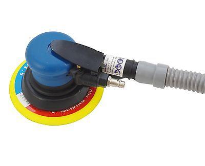 Druckluft Exzenterschleifer 150 mm Tellerschleifer mit Absaugung Schleifer