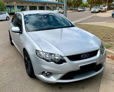2011 Ford Falcon FG XR6 Townsville City Preview